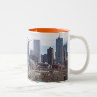Denver, Colorado Skyline Mug