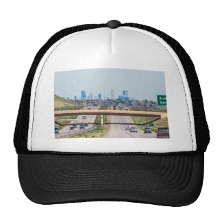 Denver Colorado skyline Trucker Hat