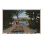 Denver, Colorado - Speed Boats on Lake Rhoda Posters