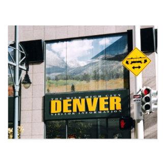 Denver, Colorado Tarjetas Postales