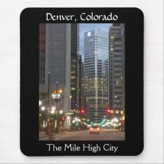 Denver, Colorado - The Mile High City Mouse Pad