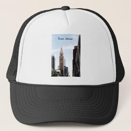 Denver, Colorado Trucker Hat