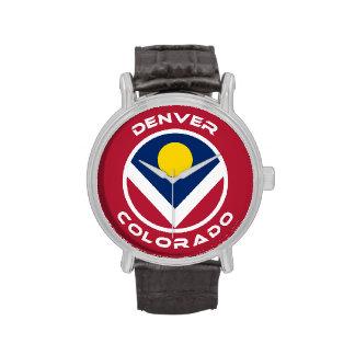Denver, Colorado Wristwatch
