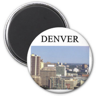 DENVER colordo Refrigerator Magnets