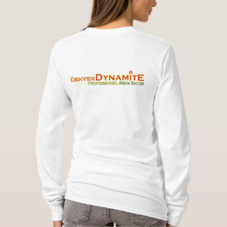 Denver Dynamite Womens Hoodie