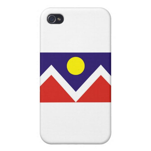 Denver flag iPhone 4/4S case