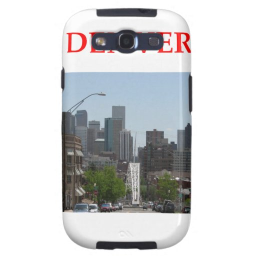 Denver Galaxy S3 Cobertura