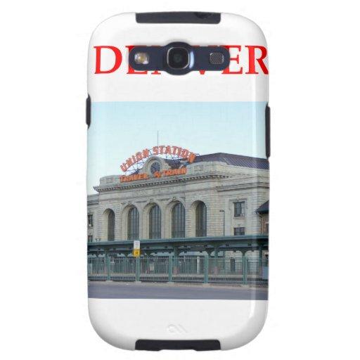 Denver Galaxy S3 Protectores