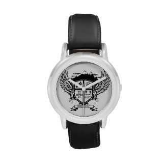 Denver H3 Watch Leather Band