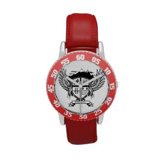 Denver H3 Watch Red