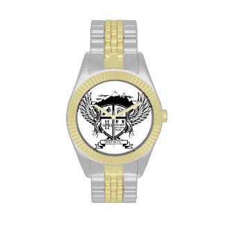Denver H3 Watch Silver & Gold