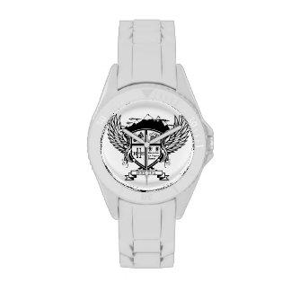 Denver H3 Watch White Band