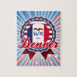 Denver, IA Jigsaw Puzzles