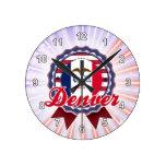 Denver, IA Reloj