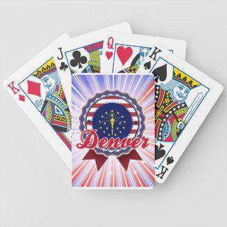 Denver, IN Card Deck