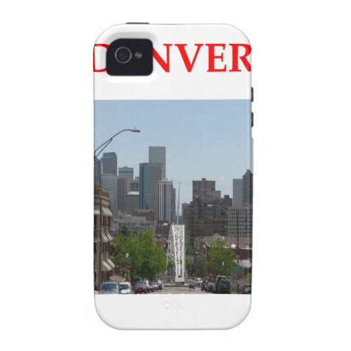 denver iPhone 4 cases