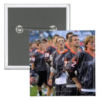 DENVER - JULY 16:  Brendan Mundorf #2 Pinback Button