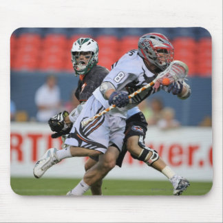 DENVER - JULY 16:  Greg Downing #8  Young Mouse Pad