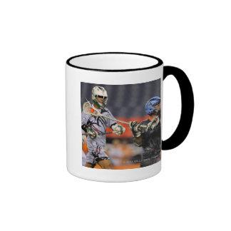 DENVER - JULY 16:  Matt Streibal #45  Old Coffee Mugs