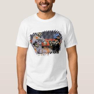 DENVER - JULY 16:  Matt Streibal #45  Old T-shirt