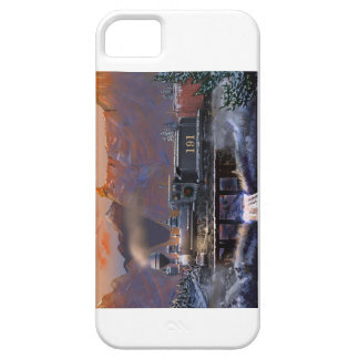 Denver Leadville and Gunnison Railroad iPhone Case iPhone 5 Covers