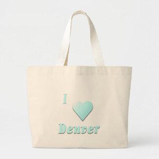 Denver -- Light Blue Bag