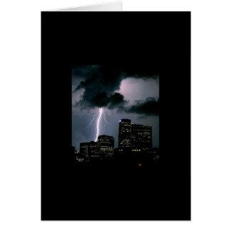 Denver Lightning Card