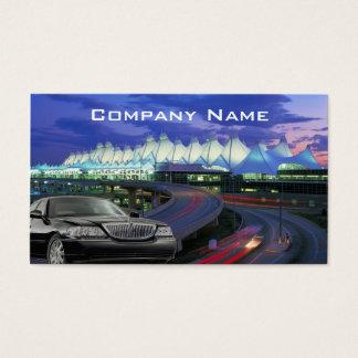 Denver Limo Business Card