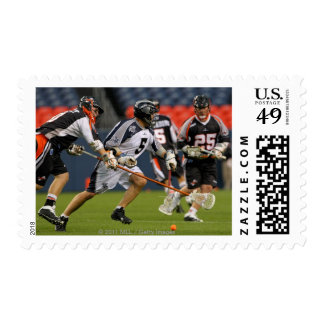 DENVER - MAY 30:  Alex Smith #5 Postage