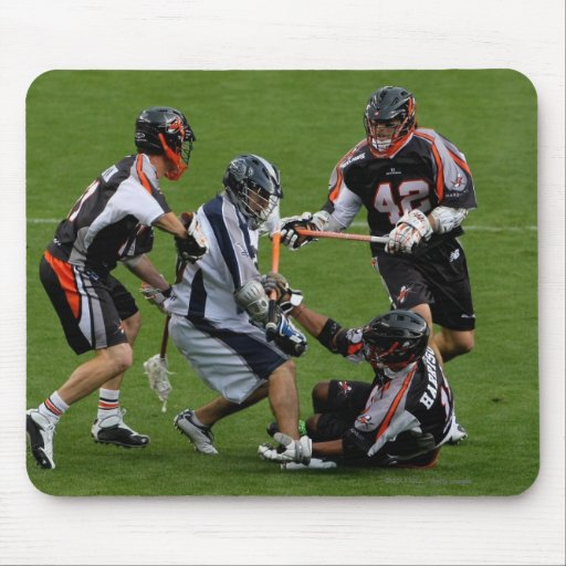 DENVER - MAY 30:  Scott Urick #30 Mouse Pad