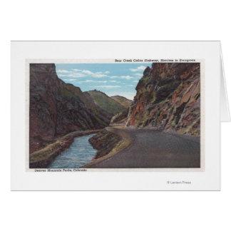 Denver Mountain Park, CO - Bear Creek Canyon Cards