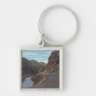 Denver Mountain Park, CO - Bear Creek Canyon Key Chains