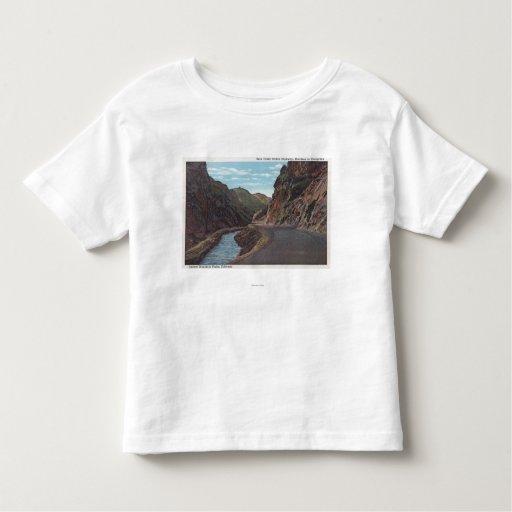 Denver Mountain Park, CO - Bear Creek Canyon T-shirts