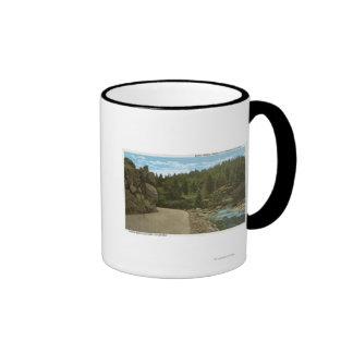 Denver Mountain Park, CO Coffee Mug