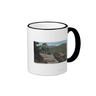 Denver Mountain Park, CO - Wildcat Point Lariat Coffee Mug