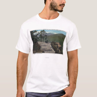 Denver Mountain Park, CO - Wildcat Point Lariat T-Shirt