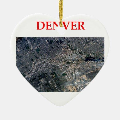 denver ornaments