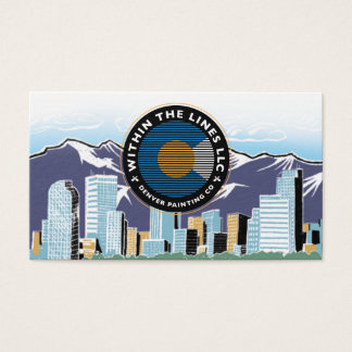 denver painters card