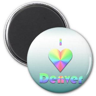 Denver -- Pasteles Imán Redondo 5 Cm
