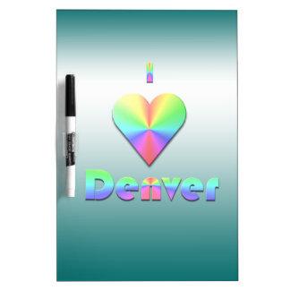 Denver -- Pastels Dry-Erase Board