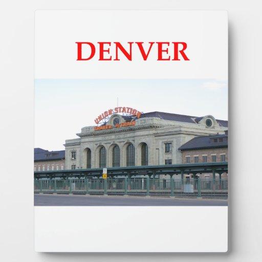 Denver Placas