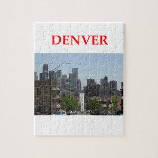 denver puzzles