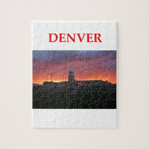 Denver Puzzle