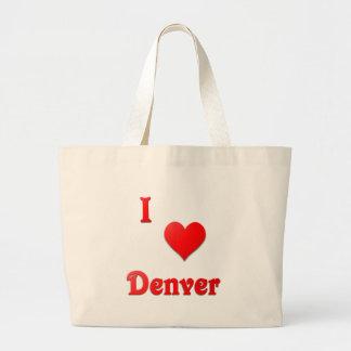 Denver -- Red Bag