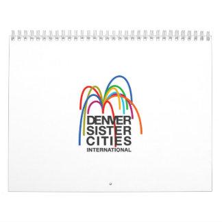 Denver Sister Cities - 2011 Calendar