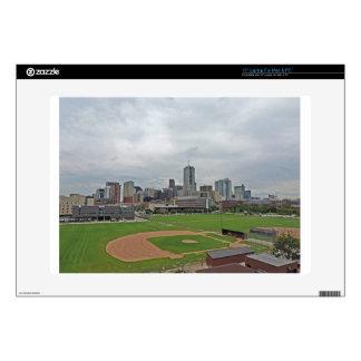"""Denver Skyline 15"""" Laptop Decals"""