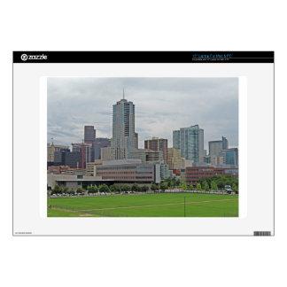 """Denver Skyline 15"""" Laptop Skins"""