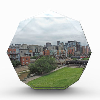 Denver Skyline Acrylic Award