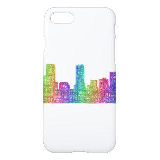 Denver skyline iPhone 8/7 case