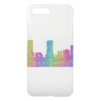 Denver skyline iPhone 8 plus/7 plus case